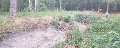 Mountainbike trails, skills en thrills